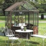 Exploiter son extérieur : les serres de jardin