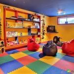 Créer une salle de jeux pour enfants