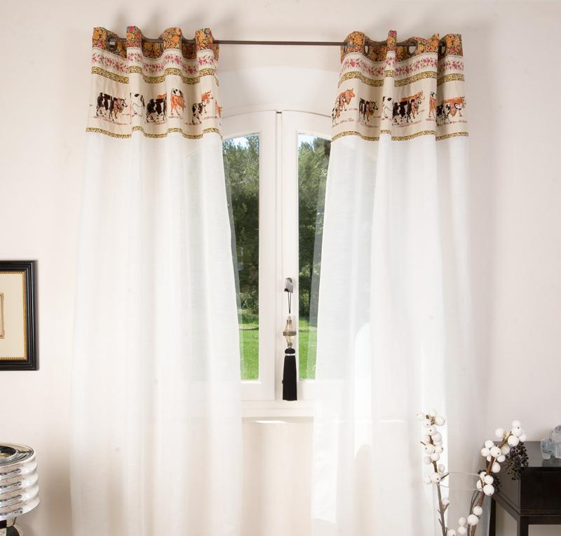 comment choisir un voilage - rideaux