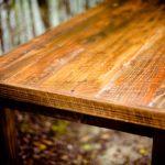 Découverte des meubles en bois recyclé